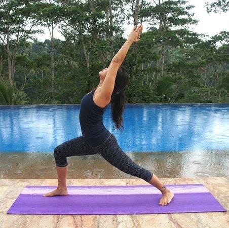 Yoga in Niyagama House