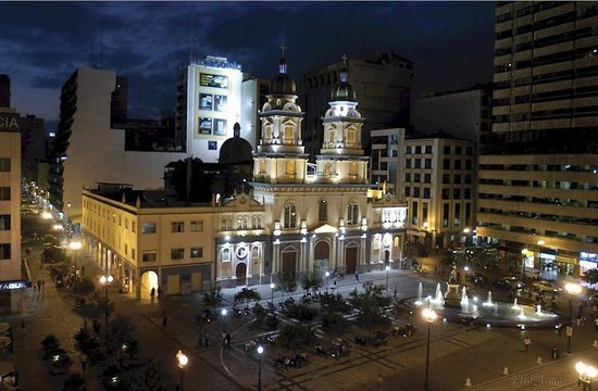 Holiday Inn Guayaquil Airport: Church