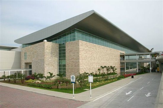 Holiday Inn Guayaquil Airport: Airport