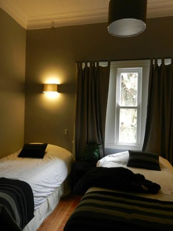 La Blanca Hotel: habitación