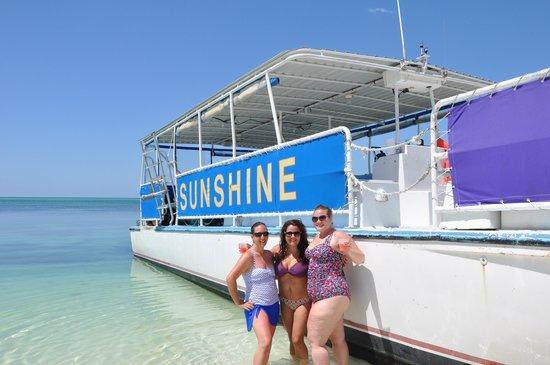 Pat & Diane Snorkeling : gorgeous