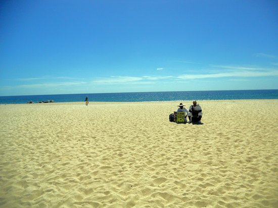 playa del hotel posada real los cabos