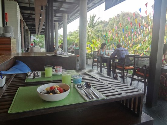 Holiday Inn Krabi Ao Nang Beach: Café da manhã