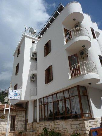 Hotel Kekova: Außenansicht...