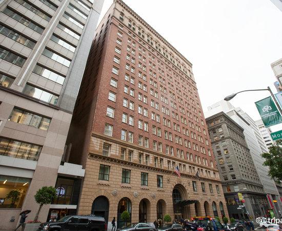Photo of Hotel Omni Hotel at 500 California St, San Francisco, CA 94104, United States