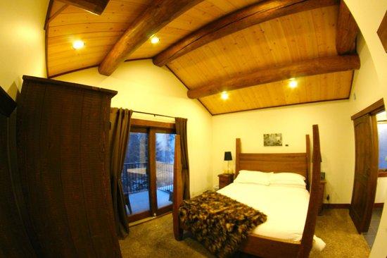 Blackstone Lodge: Bedroom