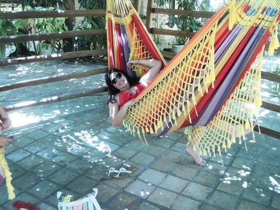 Lagoa de Pitangui: relaxando
