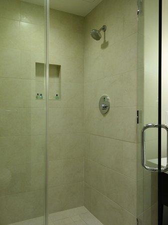 The Alfond Inn: Shower