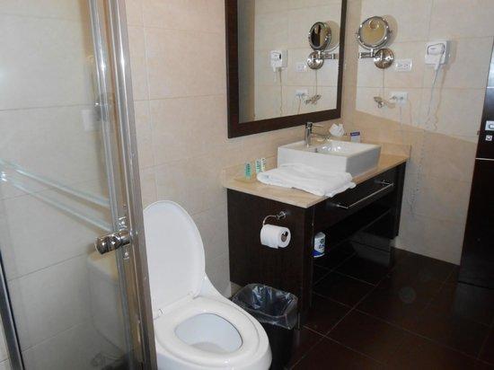 Tryp by Wyndham Panama Centro : bathroom