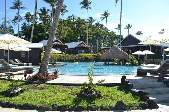 Rooms: Picture Of Saletoga Sands Resort & Spa, Matatufu