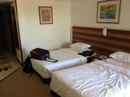Primula Beach Resort Kuala Terengganu: Our Room