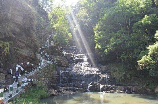 Elephant Falls: Falls-1