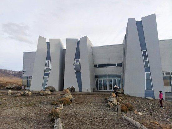 Glaciarium: Exterior