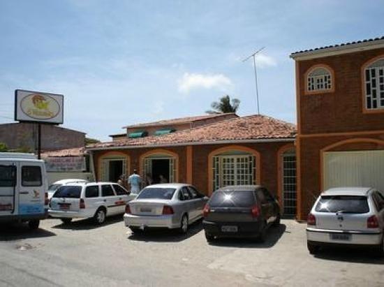 O Peixarao: Restaurante no pontal da Barra