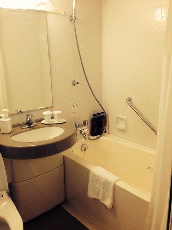 Hotel Sunroute Plaza Shinjuku : バスルーム