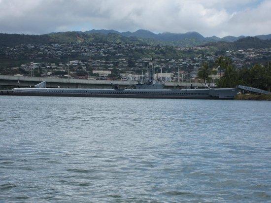 USS Bowfin Submarine Museum & Park : USS Bowfin Submarine