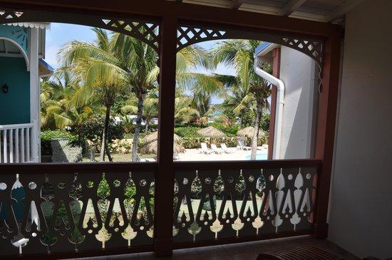 Alamanda Resort: balcony