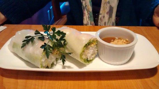 Saigon Kitchen: Spring roll 2