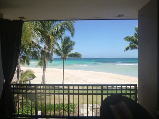 InterContinental Fiji Golf Resort & Spa: Our view from