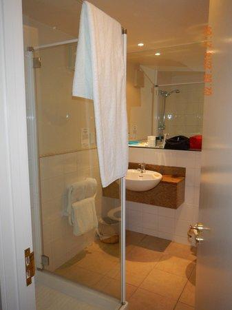 Heritage Queenstown: Bathroom