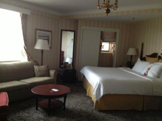 Crowne Plaza Niagara Falls - Fallsview: Fallsview suite