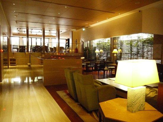 City Suites Taipei Nanxi: ロビーです