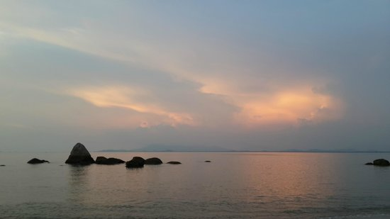 Four Points by Sheraton Penang: sunset view