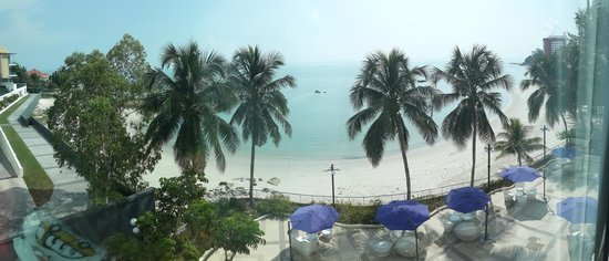 Four Points by Sheraton Penang: View from suite room