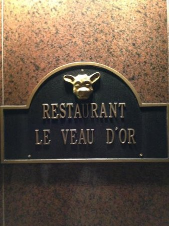 Le Veau D'or: my new favorite french restaurant