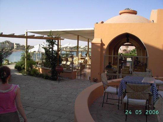 Hotel Sultan Bey Resort: Ресторан отеля
