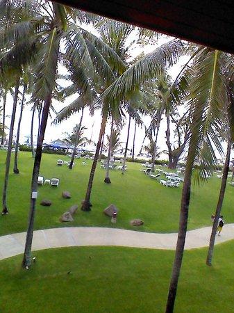 Katathani Phuket Beach Resort: view