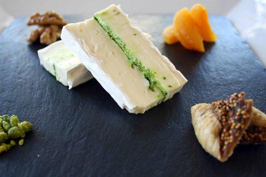 Cafe du Levant: Brie de Meaux