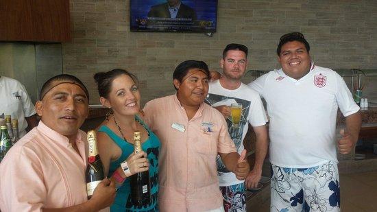 Garrafon Natural Reef Park : Amazing staff