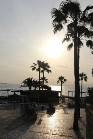 Intertur Hotel Hawaii Mallorca & Suites: lever de soleil - piscine