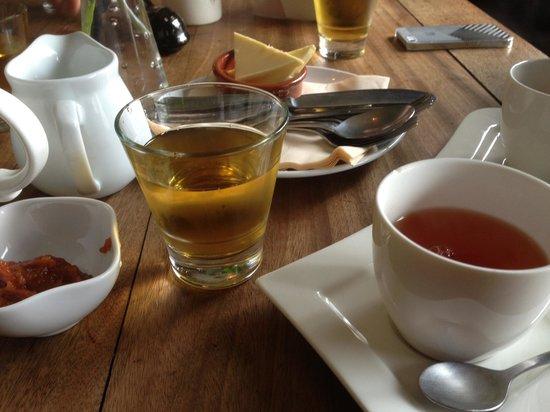 Doolin Cafe: Juice