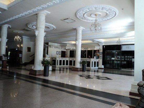 Royal Hotel Saigon ( Kimdo Hotel) : lujo asiatico