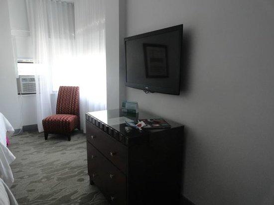 Marseilles Hotel : Bedroom