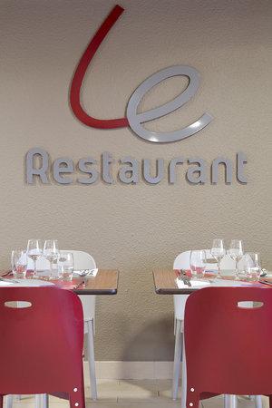 Campanile Villeneuve St Georges : Le restaurant
