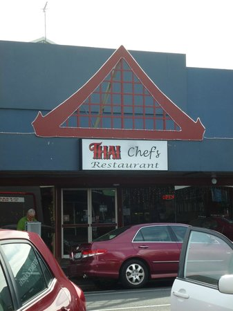 Thai Chef's Restaurant : Thai's Chef New Plymouth