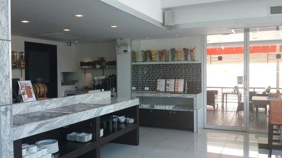 Hotel Solo Sukhumvit 2: Breakfast area