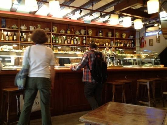 Restaurante Baviera: вид внутри