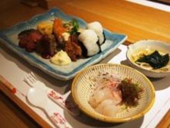Hana Beppu : お子様料理