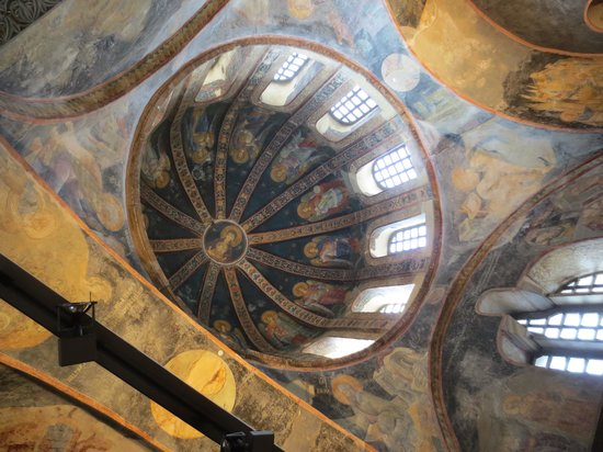 Museum Chora-Kirche: Fresco 2
