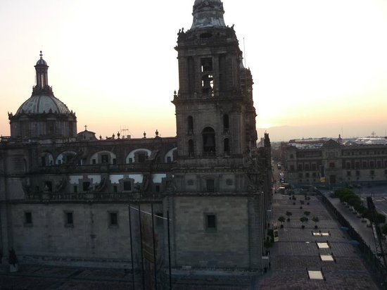 Zocalo Central : Vista del Zocalo