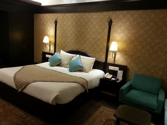 Shervani Hilltop: Neat & Clean Rooms