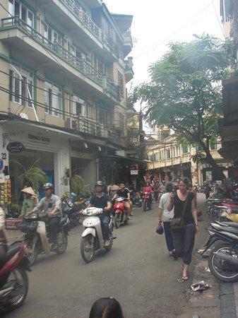 Essence Hanoi Hotel & Spa : Exterior Essence Hotel, Hanoi