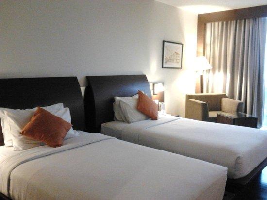 The Luxton Bandung : Comfy bedroom