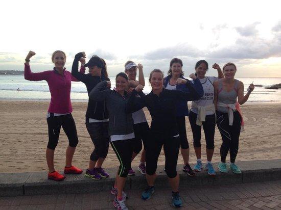Manly Beach Running Club