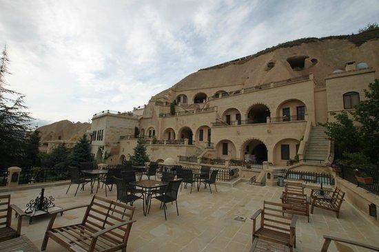 Alfina Hotel Cappadocia: Sun Terrace