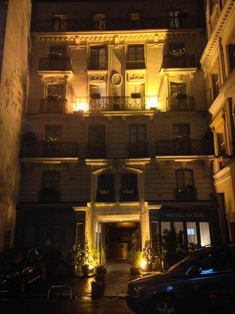 Hotel Aston Paris : Hotel Aston